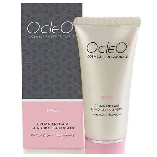 CREMA ANTI-AGE CON ORO E COLLAGENE 50ml